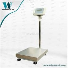 300kg 2g 5g digital standing platform scale weight
