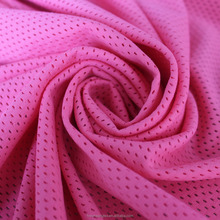 Sportswear mesh fabric with 100%polyester for active wear