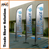 Printed Polyester Banner Outdoor Swing Flag