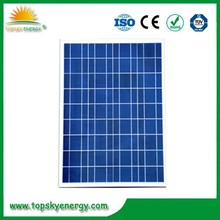 Hot sell class A competitive price Mono 100 watt solar panel