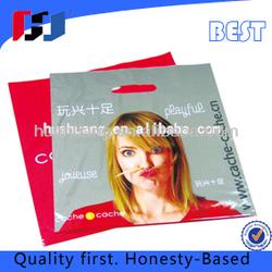 shopping photo print plastic bags Shanghai manufacturer