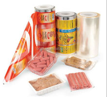 meat and fish packing