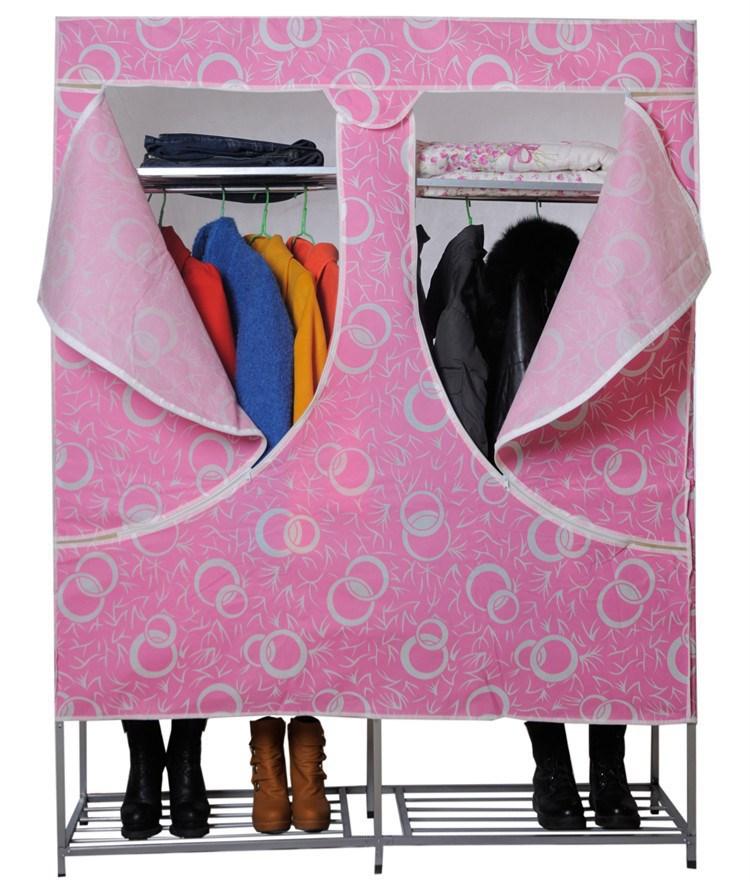 складывать мебель груди типа 150 квадратных труб нетканого полотна шкаф простой ткани шкаф толстые сильной груди