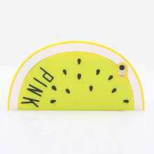 New cartoon case Watermelon cartoon model Silicone cover case For Iphone 4 4S 4C 4G soft rubber cover