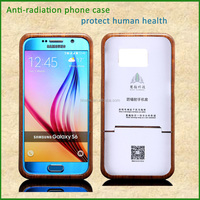 alibaba wholesale anti-radiation 100% real wood fancy cell phone cases for samsung