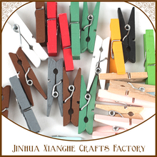 mini wooden peg clothes hanging wood pegs mini craft clothes pegs