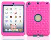 Luxury rhinestone shockproof protective case for iPad mini 1 2 3