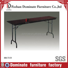Excellent quality hot sell teak wood antique dining table and chair