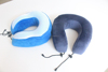 made in china neck memory foam travel pillow