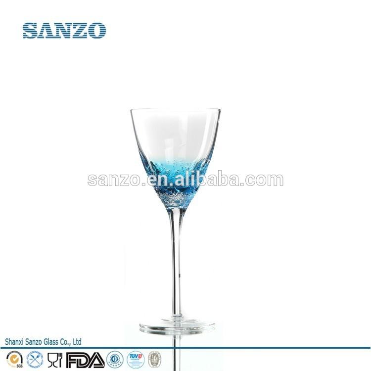 Sanzo ww14011 verrerie d'épaisseur. souchesde wine verrerie dans l'artisanat