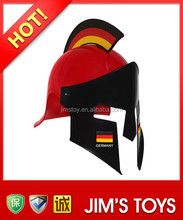 Promotional Football Fans Party Helmet Hat Made in China