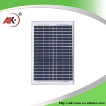 2015 hottest 25W good quality poly solar panel price manufacturer in ningbo