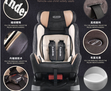 High quality safety baby car seat approved by ECE ,CCC,luxury design
