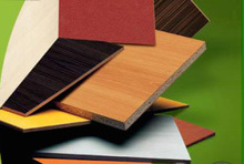 melamine faced chipboard ( particle board ) from Turkey