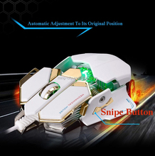 2015 Best Selling Wired USB Gaming Mouse brand name computer mouse
