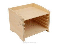 Montessori, montessori materials, Montessori wooden toys,Animal Puzzle Cabinet