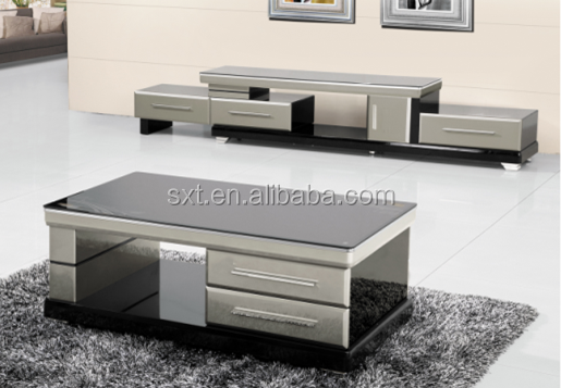 Comdesigner Center Tables : Modern Design Wooden Center Table With Glass Top - Buy Center Table ...