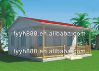 prefabricated coffee shop/energy save hotel