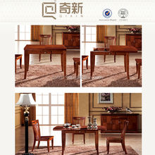 East europe style wooden Folding Table 208