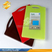 Antibacterial Quality Scale Cutting Board Plastic Chopping Board