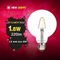 Interior lighting led filament bulb 2w 220v led filament bulb 2w 220v