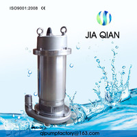 Explosion proof Stainless Steel Submersible Pump