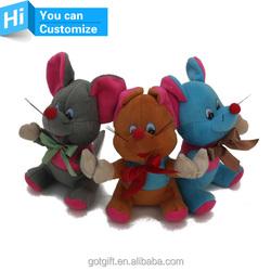 Good quality custom mouse plush toy