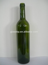 garrafa para el vino tinto