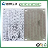 White solder mask single sided fr4 pcb manufacturer