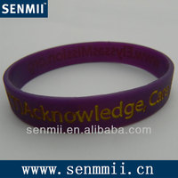 Silicone wristband/bracelet/bangle/hand strap/wrist strap/wrist bands/chain-bracelet019