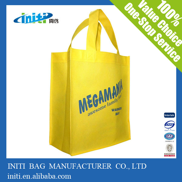 Carry Bag | 2014 Wholesale Non Woven Laminated Carry Bag For Shopping