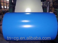 bule cold rolled steel coil Color Coated Steel Sheet zinc coated steel sheets