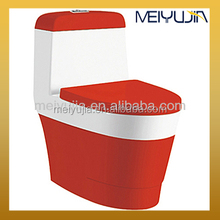 Siphonic One-piece Toilet With Slow Down Seat Cover M5826