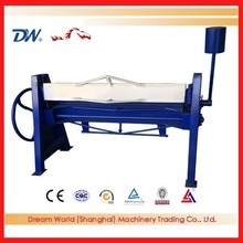 sheet metal manual folding machine / manual bending machine / sheet metal bending machines