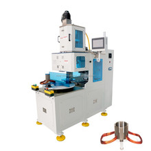 Automatic stator coil winder