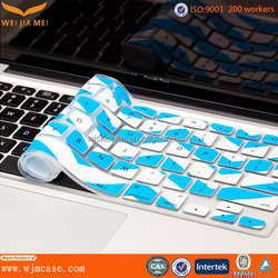 "Silicone Keyboard Cover Skin for Macbook 11"" 12""13"""