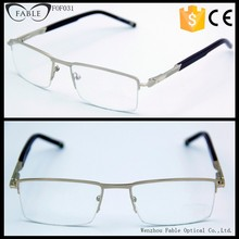 Mens vision repair eyeglasses optical frames discount designer half frame