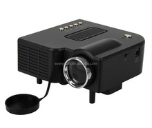 EC-UC28+ Home Theater LCD 1080P Full HD LED Projector 1920x1080 Cheap Portable Multimedia Projector