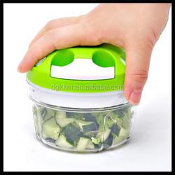 vegetable spiralizer food chopper Garlic extract Granular,manual vegetable chopper,food processor BPA free