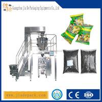 Nitrogen packing machine for food