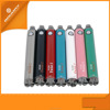 electronic cigarettes for sale bauway newest hot sale 1300mah evod twist battery bulk buy from china