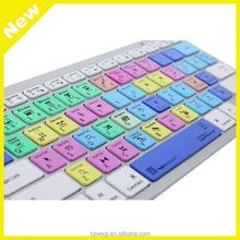 Fancy Mini Colored Wireless Keyboard