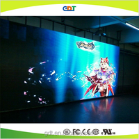P1.6 die casting small led display screen/ small pixel pitch led display/ HD led screen