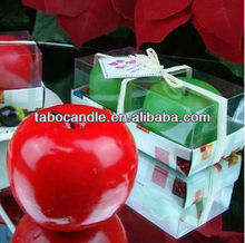 wholesale candles fruit shaped for sale