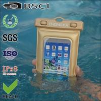 Wholesale mobile phone pvc waterproof plastic bag