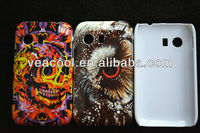 Hot selling MID Plastic Hard Back Phone Case Cover Skin For Samsung Galaxy Y S5360 Case