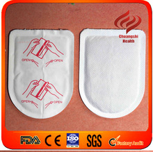 Direct manufacture OEM servise,warm patch,foot warmer,toe warmer,disposable air-activated boot warmer