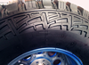 Lakesea Crocodile 245/75/16 4x4 tires for off road racing truck