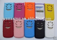 devil silicone rubber case skin back cover for Blackberry ONyx 9700