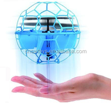 FX090 Save flying and Anti-shocking rc brainpower reaction flying ball inflatable ufo